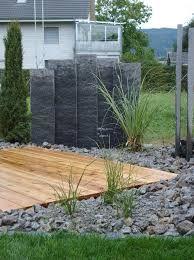 granitplatten garten, bildergebnis für sichtschutz garten granit | Фестиваль | pinterest, Design ideen