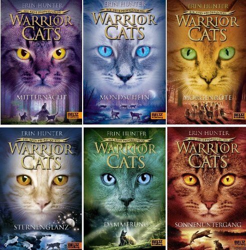 Warriors Into The Wild Movie By Erin Hunter: Warrior Cats Staffel 2