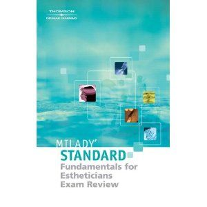 Milady S Standard Fundamentals For Estheticians 9e Exam Review Paperback Http Www Amazon Com Dp 156253839x Tag Mnnea Esthetician Exam Review Fundamental