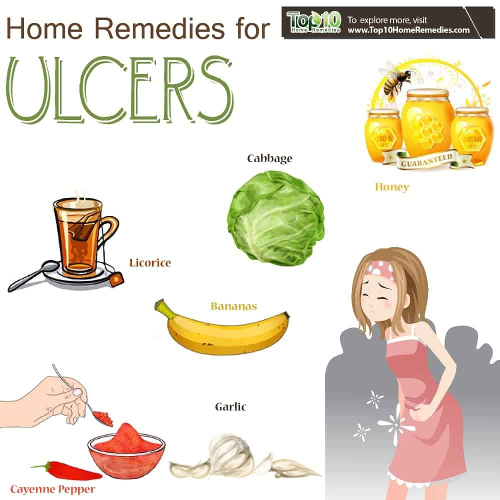 Stomach Ulcer Remedies 10 Ways To Heal And Reduce Inflammation