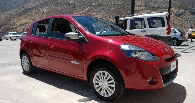 Renault Clío 2012
