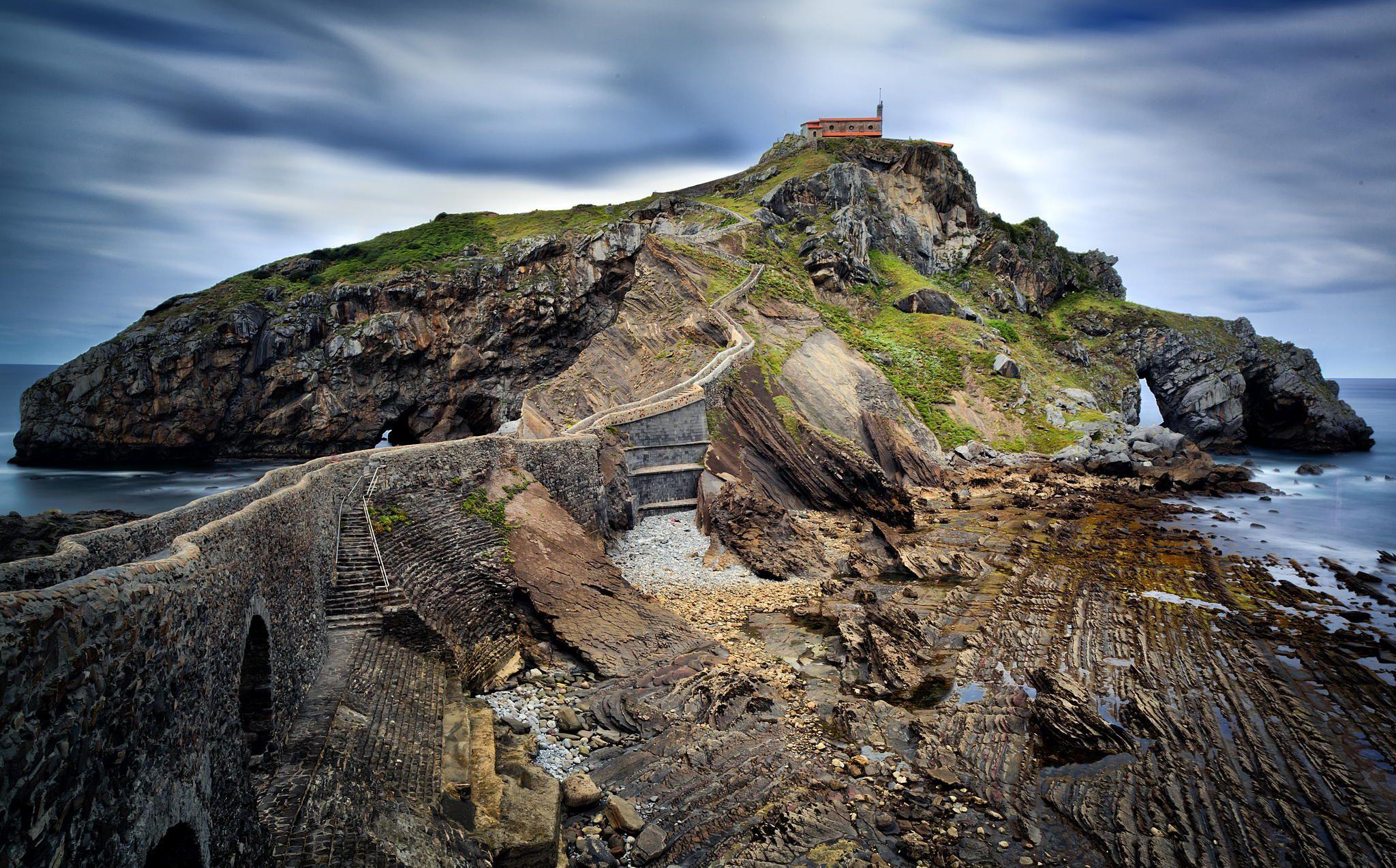 San Juan De Gaztelugatxe Gaztelugatxe San Juan País Vasco