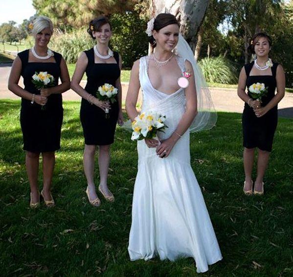 Wedding Dress Nip Slip | Weddings Dresses