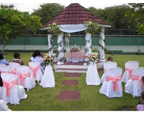 decoraciones de ceremonia de matrimonio en kiosco - buscar con