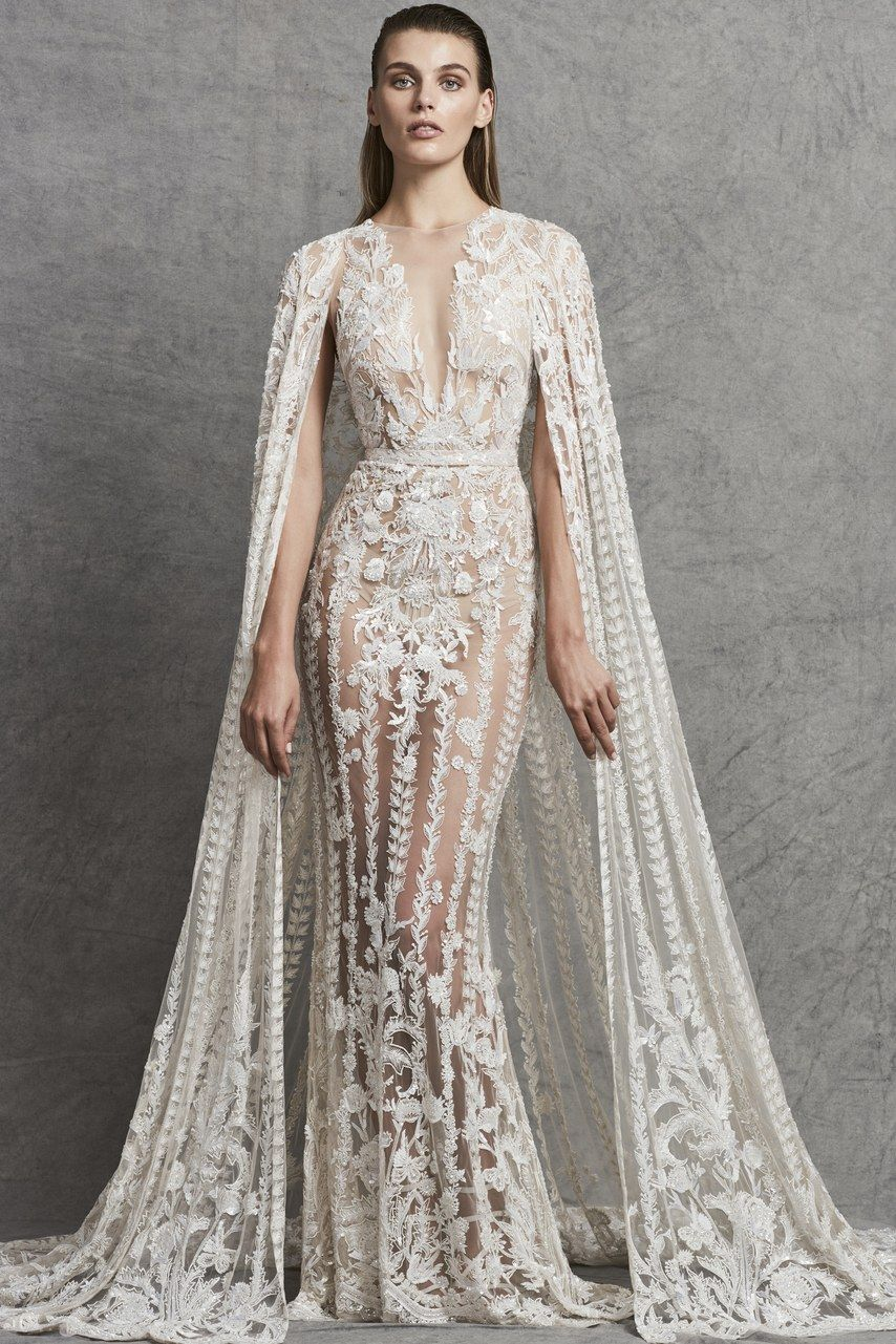 Zuhair murad fall wedding dress Блогер spletnik на сайте