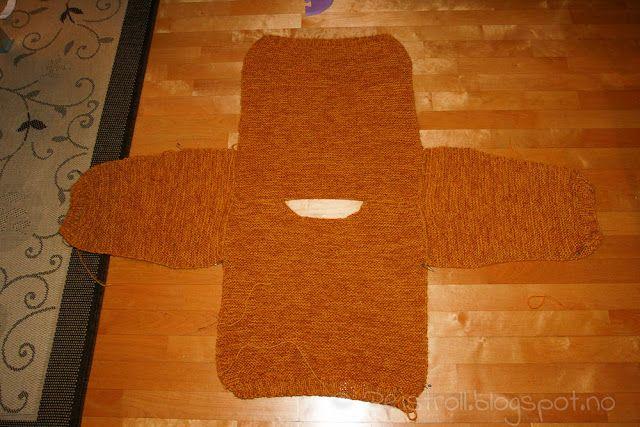 Peistroll: Skappel genser