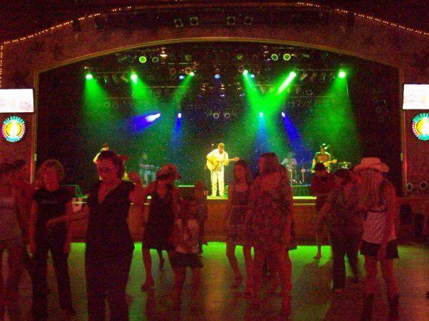 Hoosier Highway Band Wildhorse Saloon Nashville Tennessee 2007.