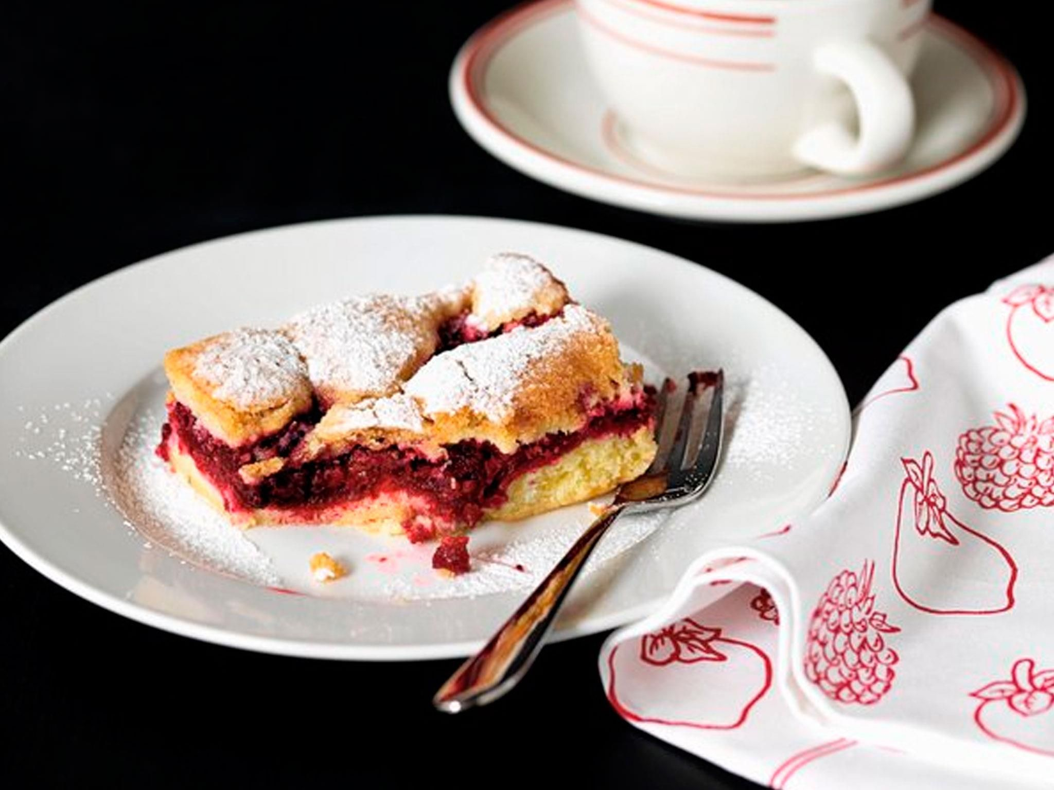 Perfect enjoyed for afternoon tea, this delicious gluten