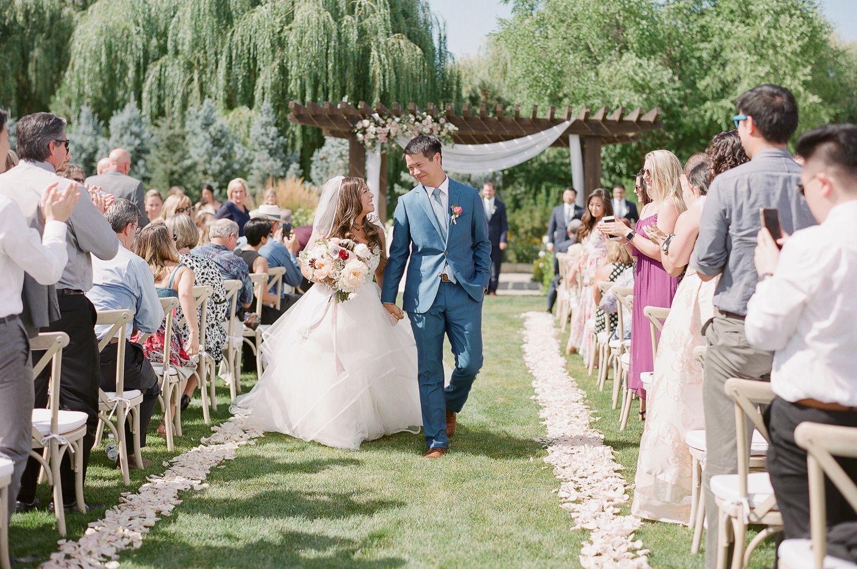 Kate Terry Willowbridge Eagle Idaho Outdoor Wedding Venues