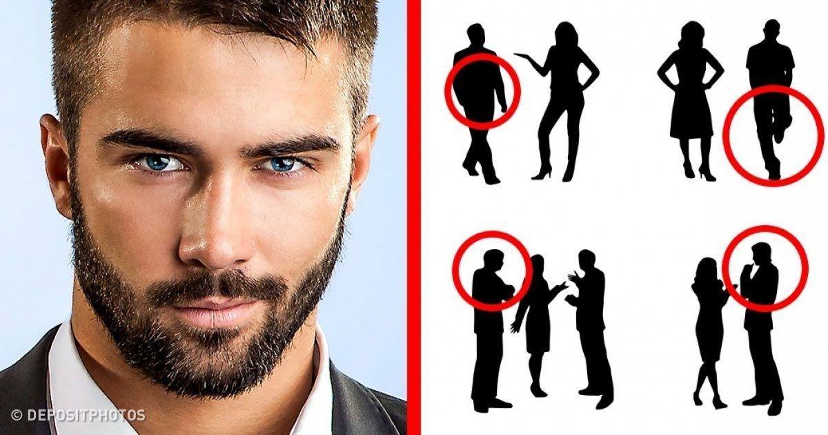 Body fancies signs language you he 30 Male