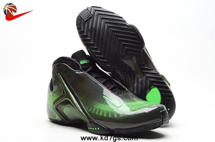 Fast Shipping To Buy Nike Zoom Hyperflight PRM X-Ray Black Poison Green  587561-