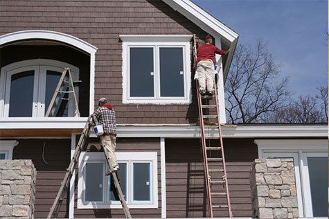 Let your home stand out with MGP Painting Services! Exterior House