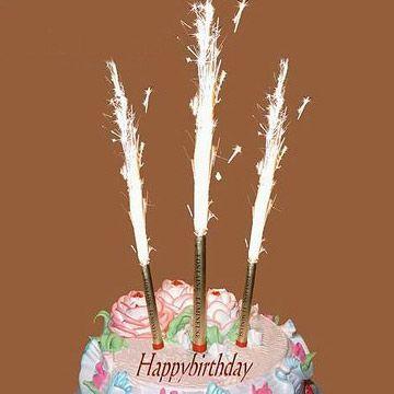 Birthday Candle Sparklers 4 Unique Birthday Ideas Pinterest