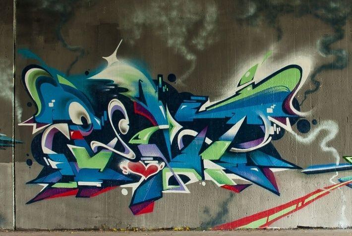 Bombing Science: Graffiti Blog - IGM CREW
