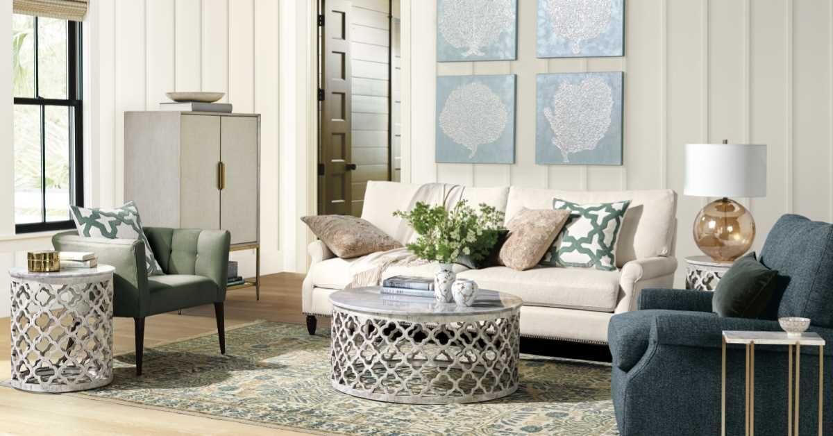 Jill Shevlin Design Vero Beach Interior Designer In 2020 Coastal Living Room Furniture Coastal Casual Living Room Beach House Living Room Furniture