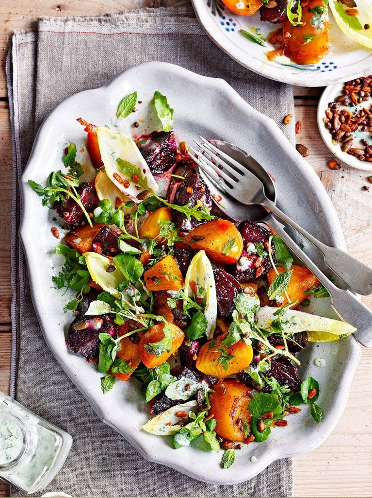 Jamie Oliver Pomegranate And Shaved Carrot Salad