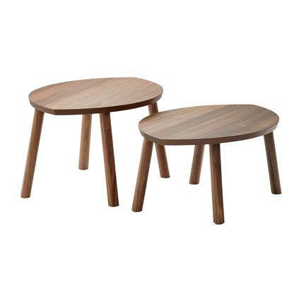 Tables Basses Gigognes Stockholm Ikea Tables Gigognes Table Basse Ikea Table Basse