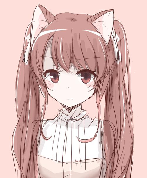 Anime Characters Catgirl : This is minx human neko version she has