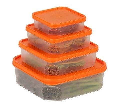 8pc Food Storage Containers