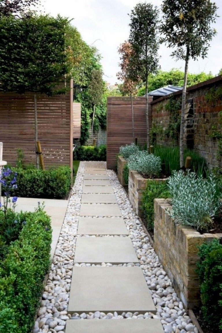 20 WONDERFUL GARDEN DESIGN IDEAS FOR SMALL SPACE