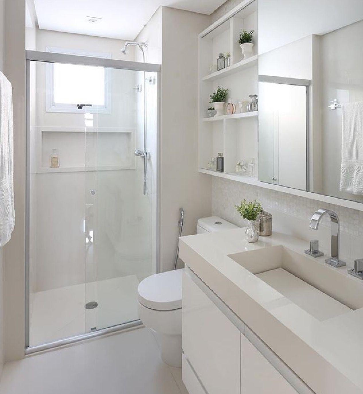 21 Amazing Narrow Bathroom Ideas | Decor Home Ideas