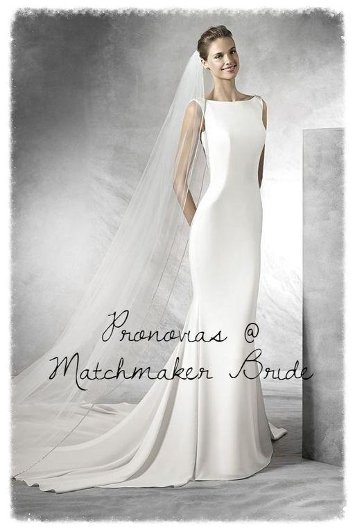 Pronovias Wedding Dress At Matchmaker Bride Brentwood Essex