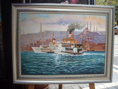 ünlü Türk Ressamlarin Isimleri Tablolari Eserleri Ressam Ismail