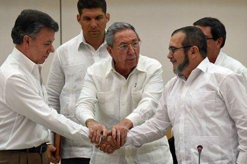 """Colombia a salvo: """"la trampa se rompió, y hemos quedado libres"""""""