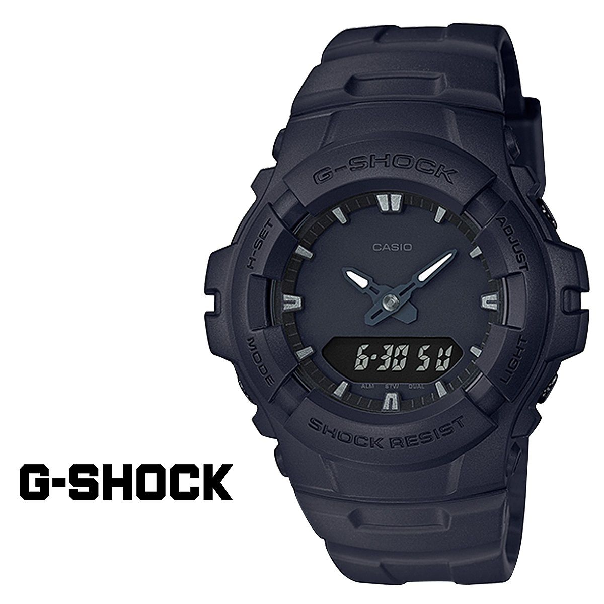 CASIO GSHOCK G100BB1AJF G shock watches, G shock
