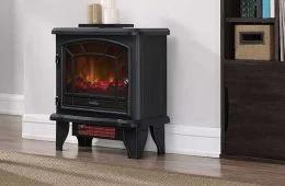 Best Freestanding Electric Fireplace Heater Reviews Electric Stove Heaters Electric Fireplace Heater Fireplace Heater