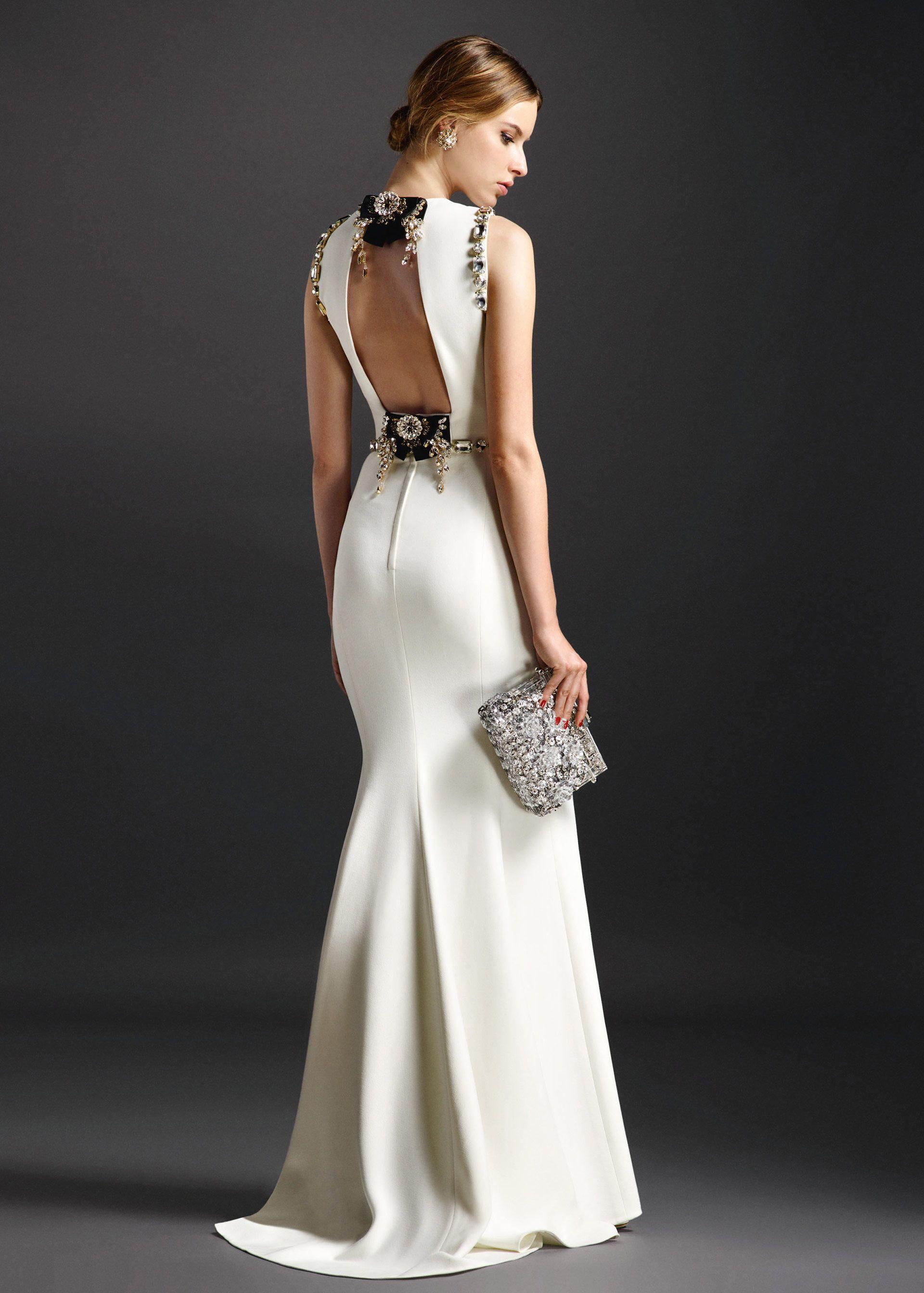 Abiti Eleganti Dolce E Gabbana.Get Inspired By Dolce Gabbana Women S Sera Collection Summer
