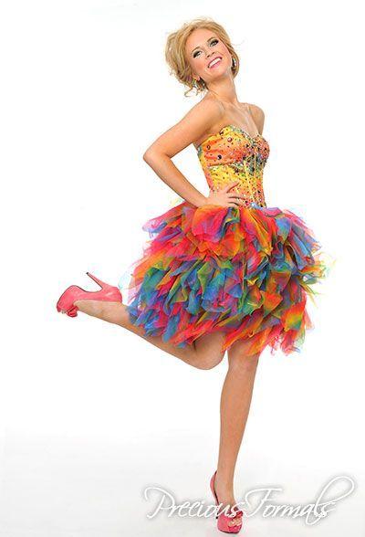 Fun Short Dresses