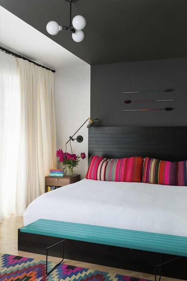 A Brooklyn Home With A Vibrant Color Palette Home Bedroom