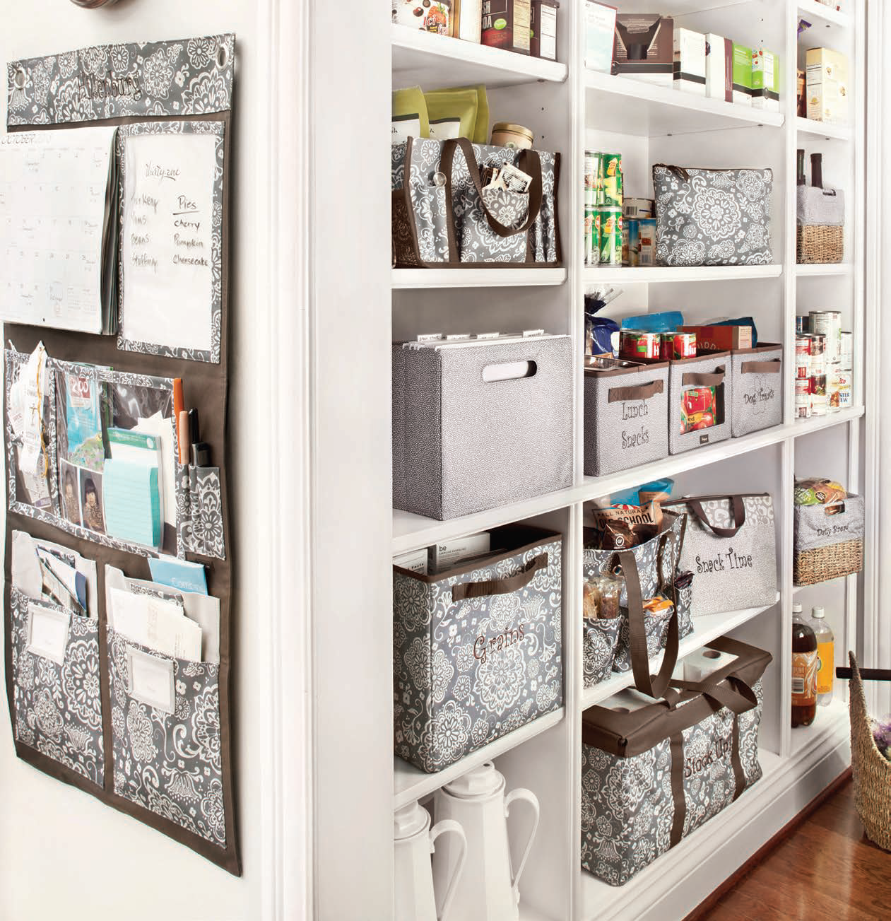 10 Inspiring Pantry Designs: Here's Some Inspiration Using Our Thirty-One Pantry