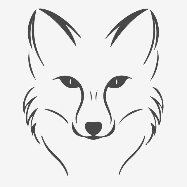 White Fox Fox Drawing Sketches Fox Drawing Fox Art