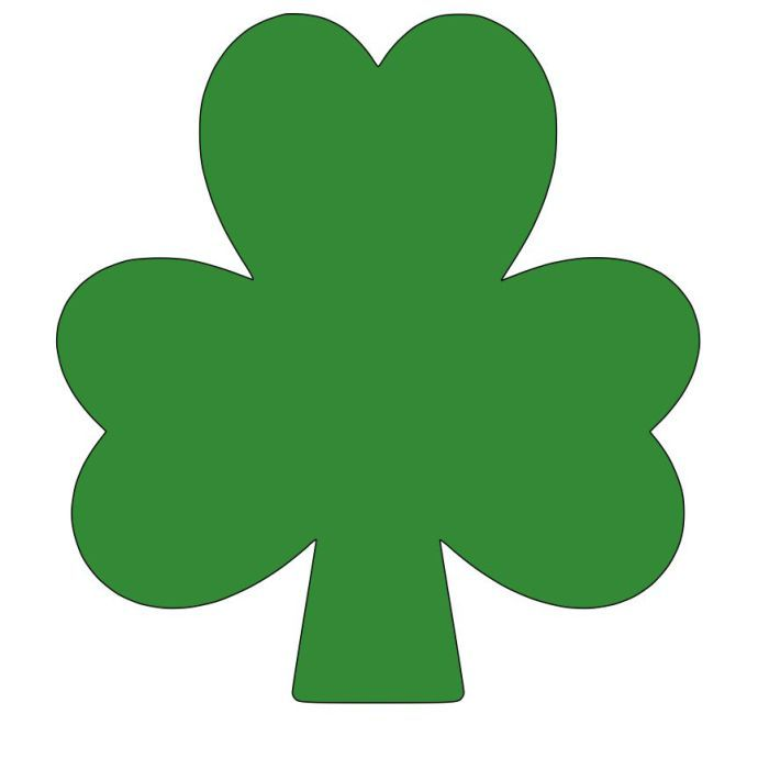 Download Shamrock SVG File Download | St. patrick's day diy, Shamrock