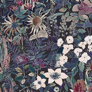 Faria Flowers print