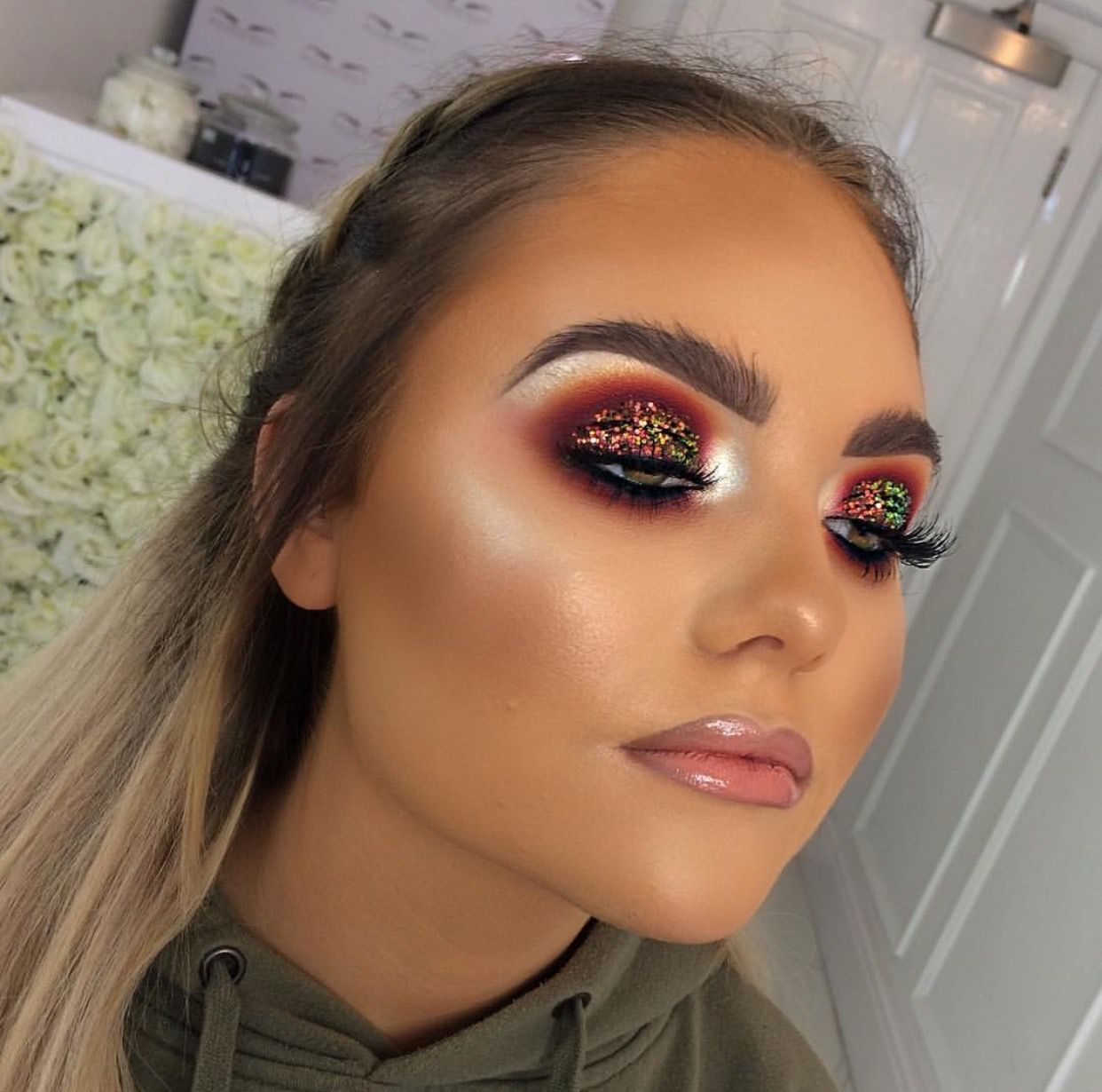 pinterest // queenlikekat ☾☼ Fall makeup looks, Hair