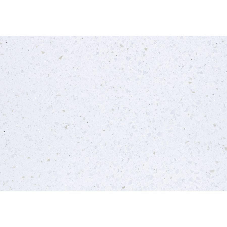 2f520721460df LG HI-MACS Ice Queen Solid Surface Kitchen Countertop Sample ...