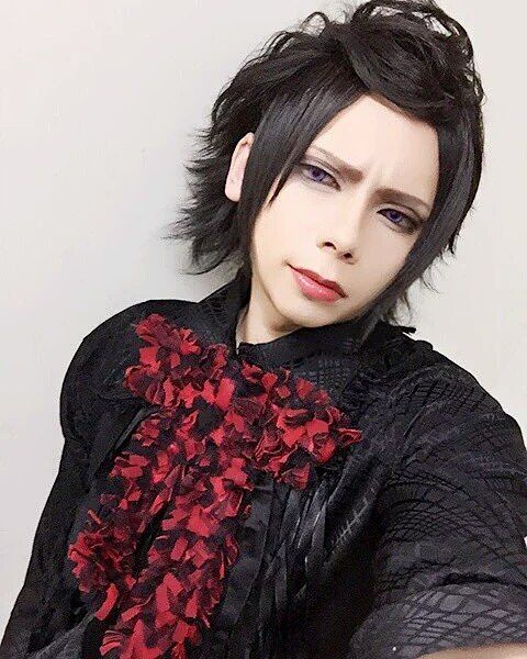 Chizuru [Pentagon] #pentagon #Chizuru  #jrock #vkei #visualkei #vocal #vocalist