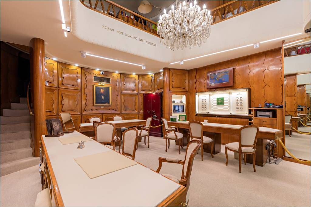 Founded in 1842, GOBBI is an official retail store for refined jewelleries and luxury watches such as Patek Philippe, Rolex and Tudor in Milan, Italy. http://www.gobbi1842.it/?lang=en