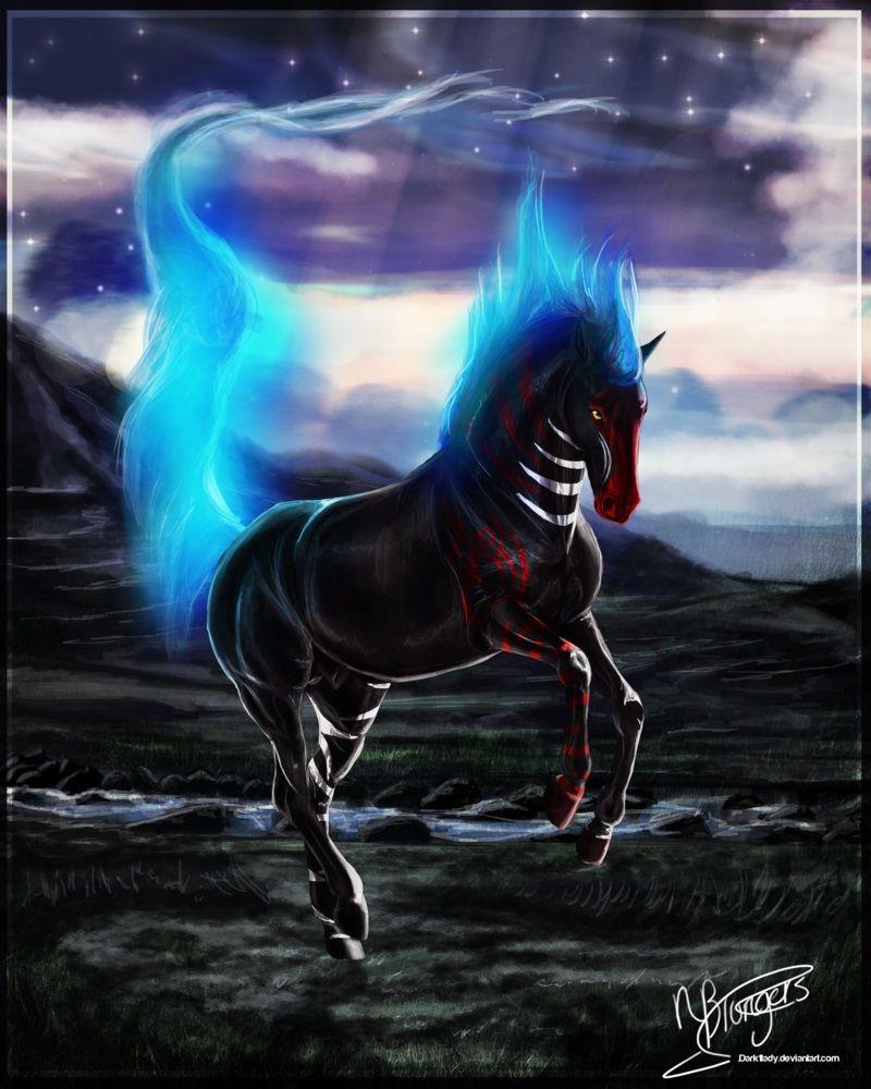 Картинки лошадей убийц