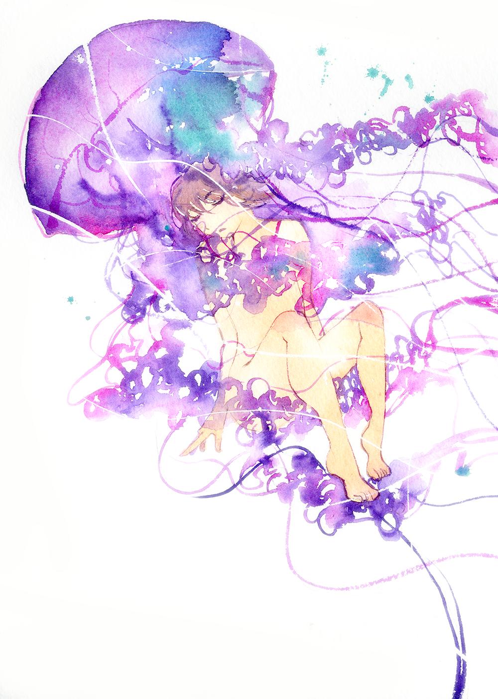 Miitiy - Jellyfish Fashion