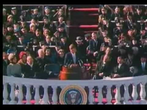 Jfk Inaugeral Speech Ask Not What Your Country Can Do For You