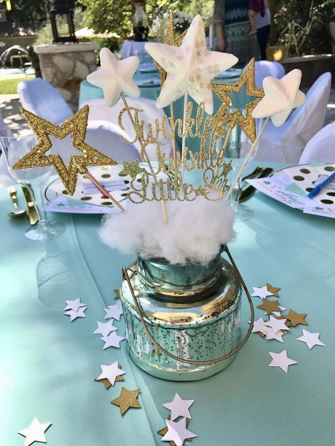 34 A Review Of Twinkle Little Star Baby Shower Ideas Boy