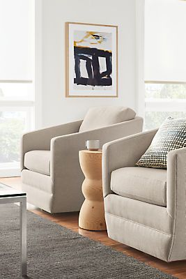 Ford Swivel Chair | Living Room in 2019 | Swivel glider ...