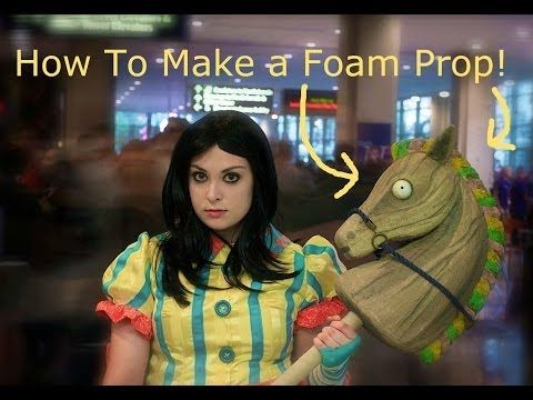 How to Make the Hobby Horse from Alice Madness Returns - YouTube