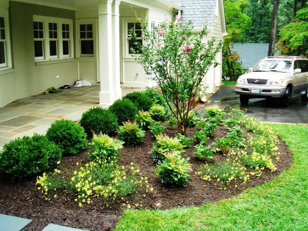 front yard landscaping on a budget yard design idea pinterest