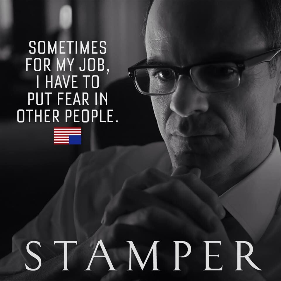 House Of Cards Stamper House Of Cards Seasons House Of Cards Cards