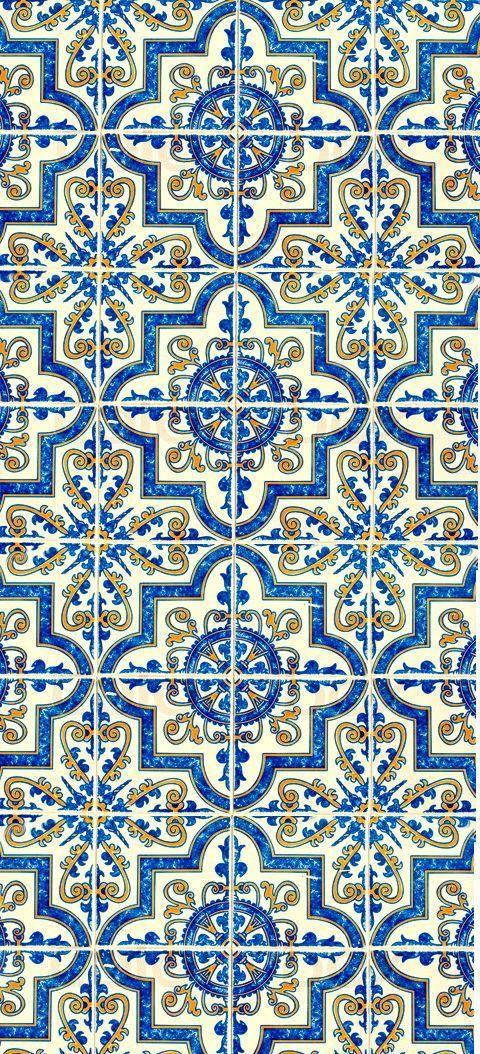 Decorative Tiles Magnificent Pingisella Miller On Tile  Pinterest  Patterns Wallpaper Inspiration